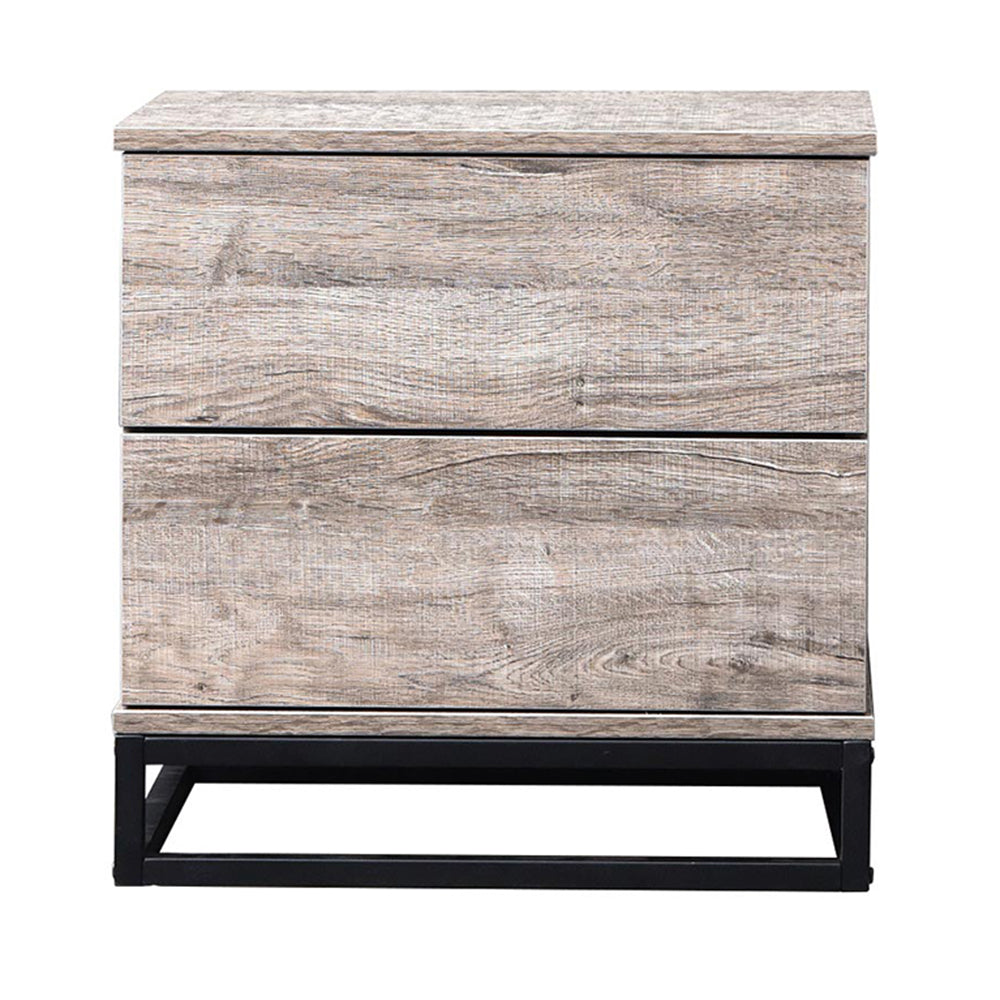 Margo bedside table, alaska oak