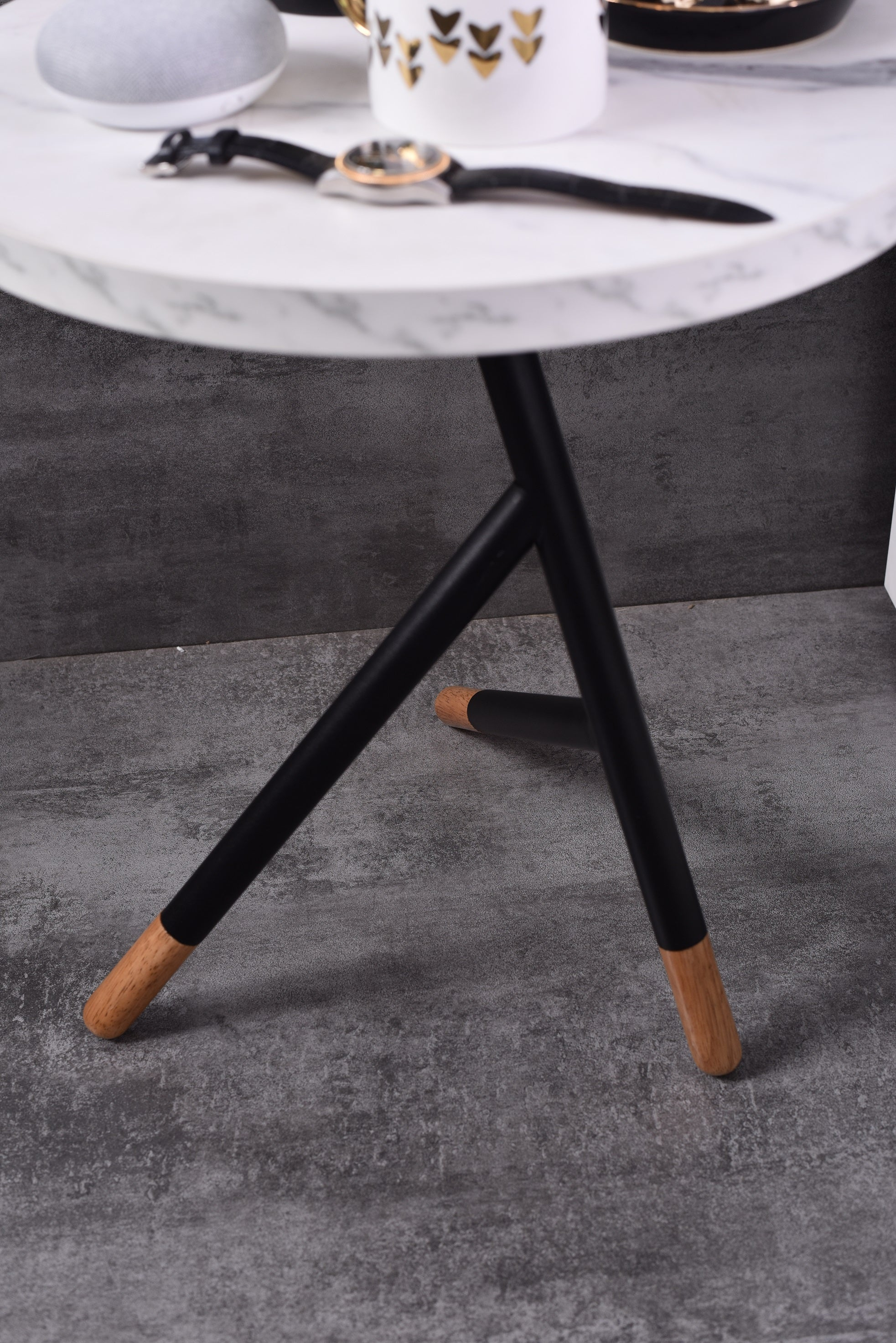 Ent Side Table, Marble