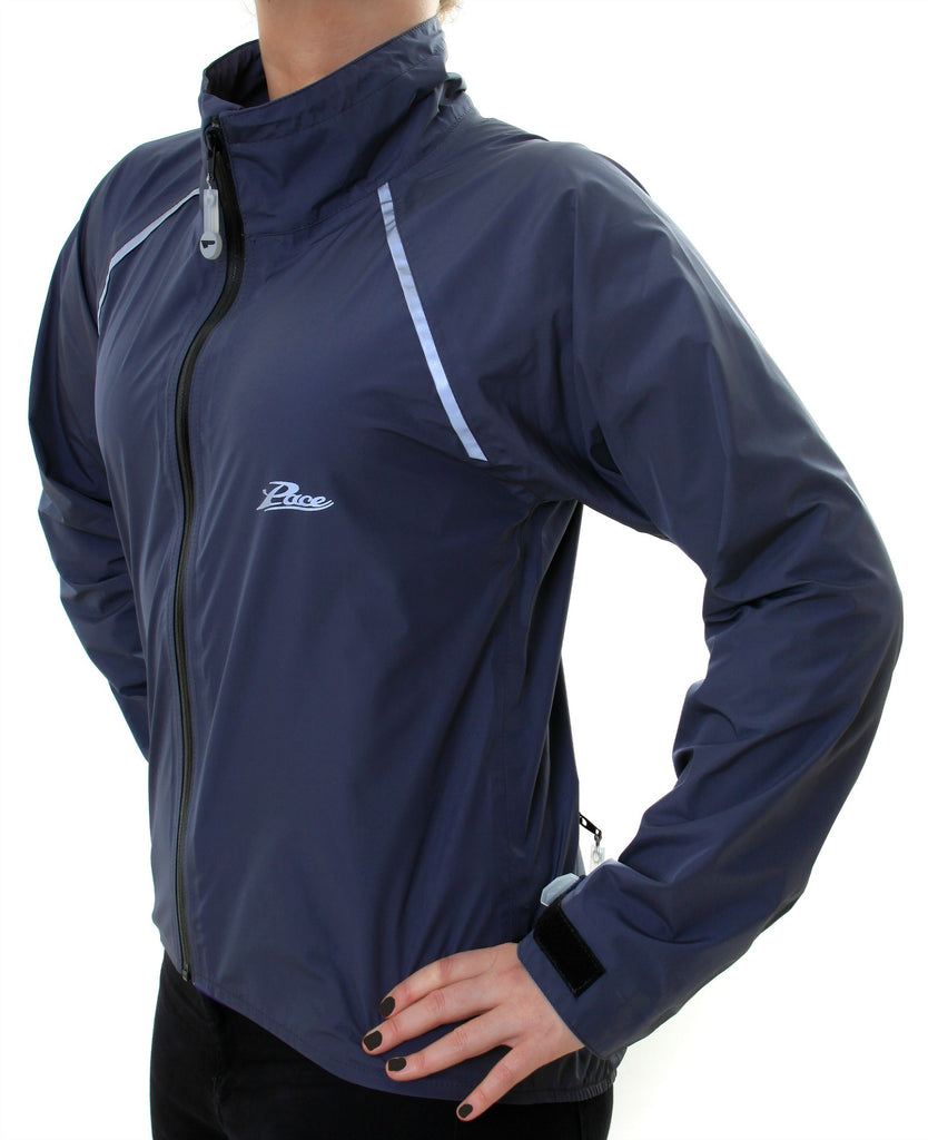 Women's 3X3 Waterproof Jacket.