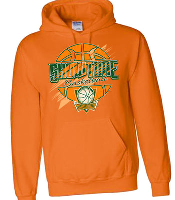 D | Hooded Sweatshirt | Showtime Basketball