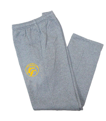 E | Open Bottom Sweatpants | Clyde Girls Basketball