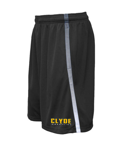 F | Perf Shorts | Clyde Fliers Wrestling