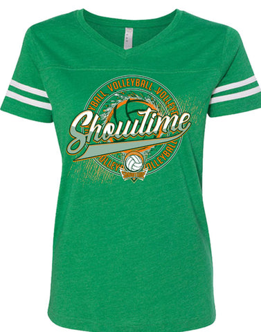 F | Ladies Jersey Shirt | Showtime Volleyball