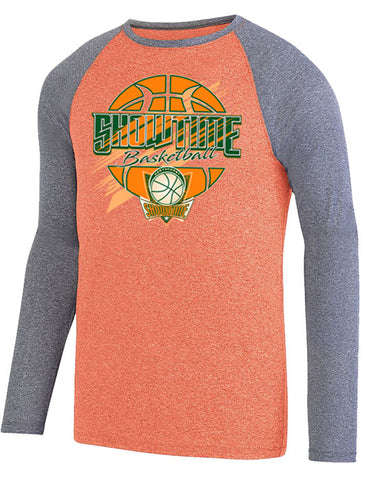 G | Mens LS Perf Shirt | Showtime Basketball