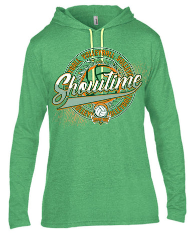G | Mens Hoody Shirt | Showtime Volleyball