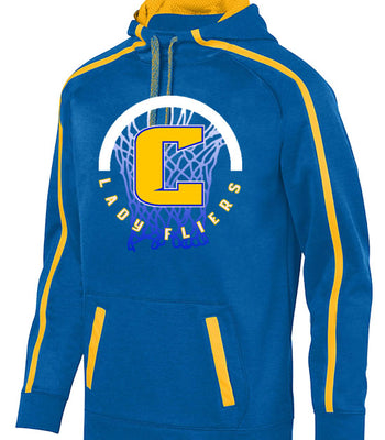 H | Perf Hoody | Clyde Girls Basketball
