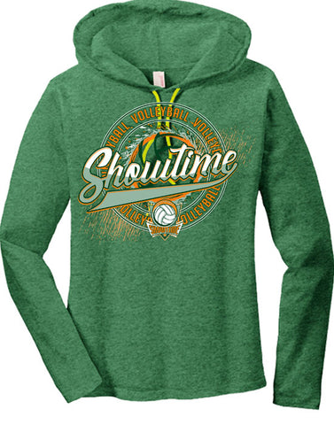 H | Ladies Hoody Shirt | Showtime Volleyball