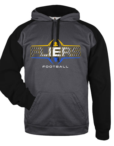 Item H | Performance Hoody | Clyde Football
