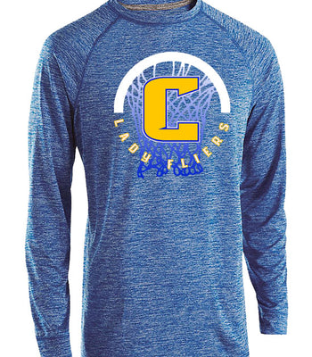 I | Perf LongSleeve | Clyde Girls Basketball