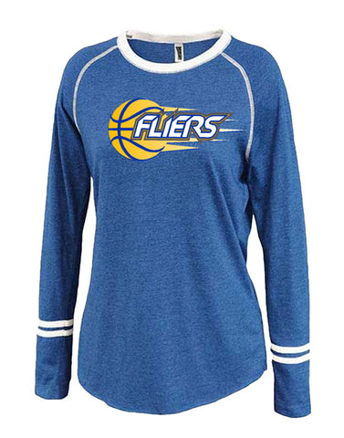K | Ladies LS Jersey | Clyde Boys Basketball