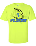 Item M | Safety Green T-Shirt | Clyde Football