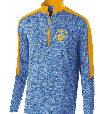 N | Mens Perf 1/4 Zip | Clyde Girls Basketball