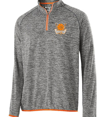 O | Mens Performance 1/4 Zip | Showtime Basketball
