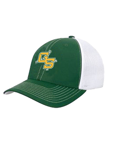 O | Flex Fit Baseball Hat | Green Springs Baseball