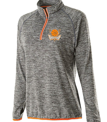 P | Ladies' Performance 1/4 Zip | Showtime Basketball