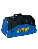 P | Duffle Bag | Clyde Fliers Wrestling