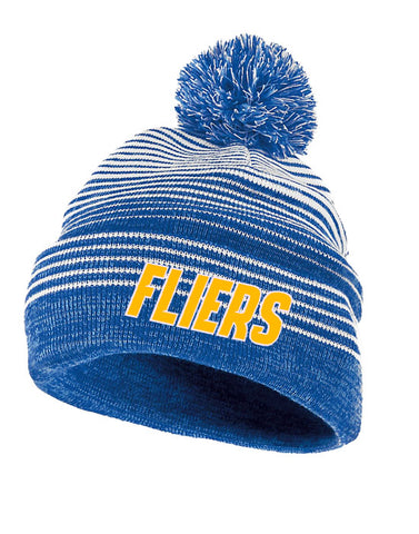 R | Knit Hat | Clyde Girls Basketball