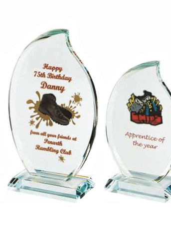 Award & Glass Printing