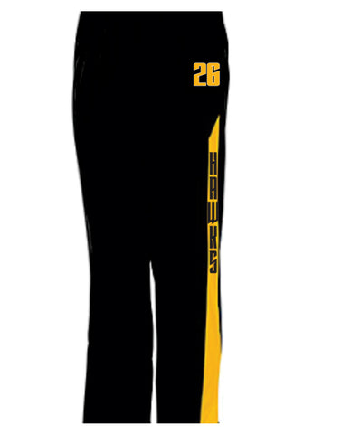 Ohio Hawks Warm-Up Pullover Pants