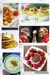 Healthy Super Bowl Fare for the Big Game!