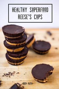Healthy Fat Burning Super Food Peanut Butter Cups