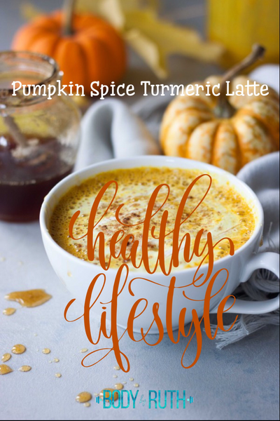 Healthy Pumpkin Spice Latte (and 2 other faves)