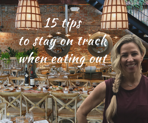 Dining Out Guide for Eating Healthy