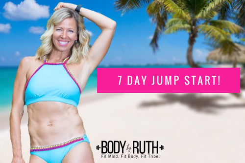 7 Day Weight Loss Jump Start