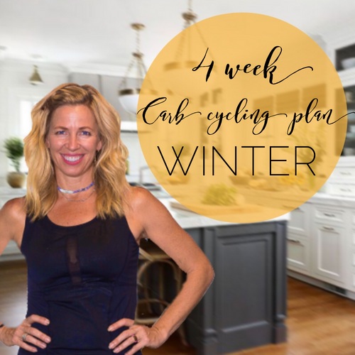 4 Week Carb Cycling Plan for Winter