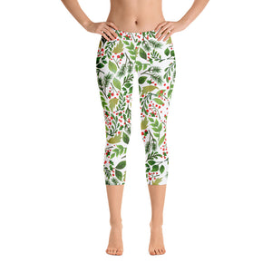 Holly Capri Leggings