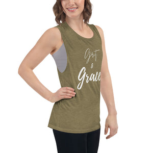 Grit and Grace Ladies' Muscle Tank
