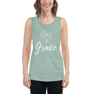 grit and grace muscle tank