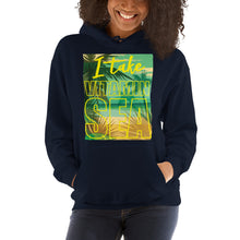 I take Vitamin Sea Hooded Sweatshirt