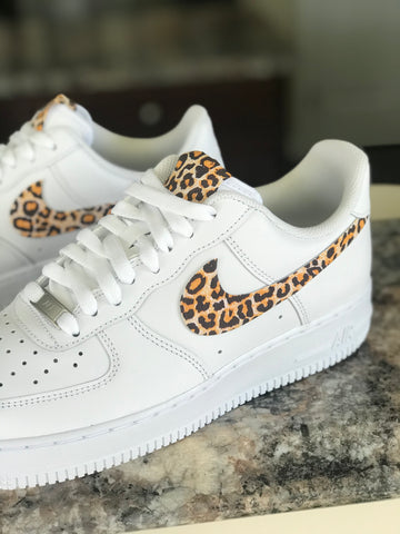 """GOLDEN CHEETAH"" AF1 LOW"