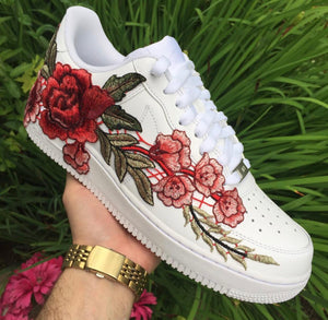 """ROSE"" AF1 LOW WHITE"