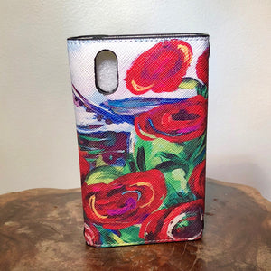 Roses Crossbody Case