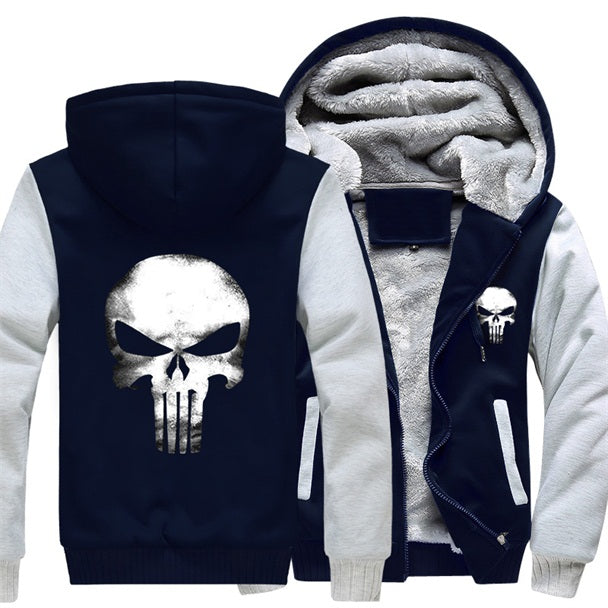 Punisher Skull Cosplay  Hoodie