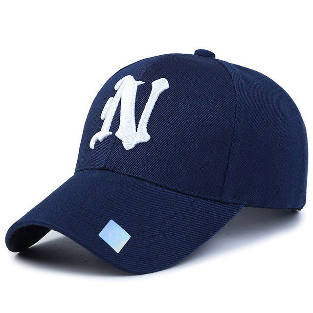 Solid Color Baseball Cap