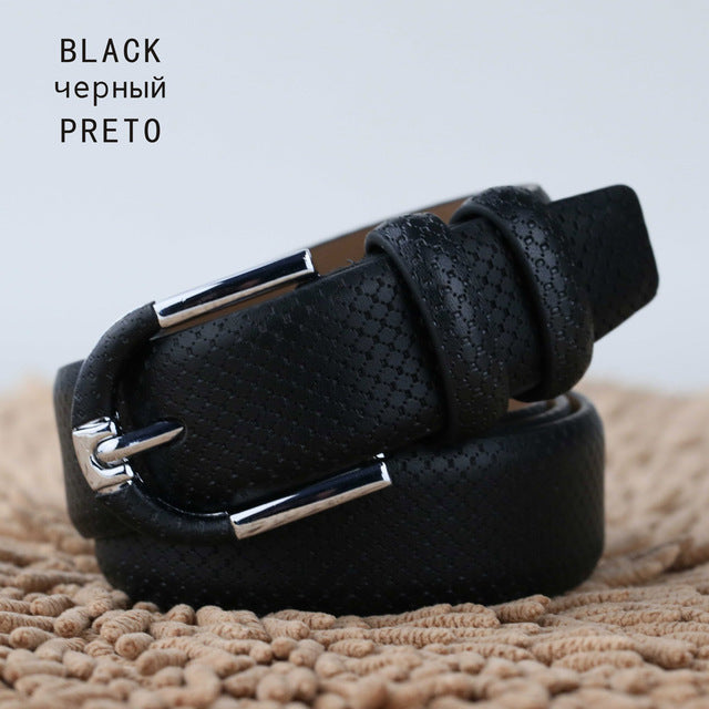 High Quality Metal Pin Buckle Strap