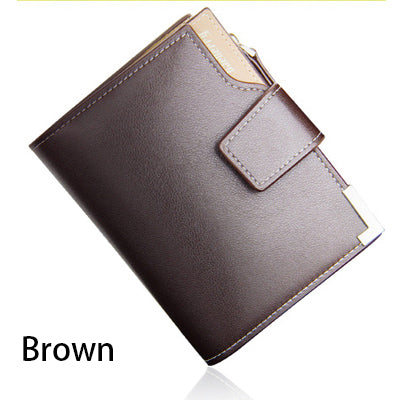 Soft Zipper Wallet With Coin bag Clutch