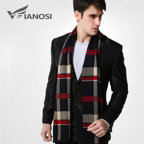 VIANOSI - Men's Scarf Warm Luxury