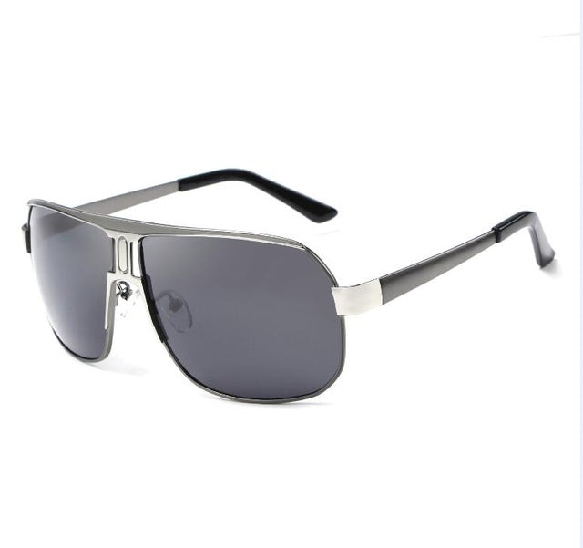 Square Vintage Men Sunglasses