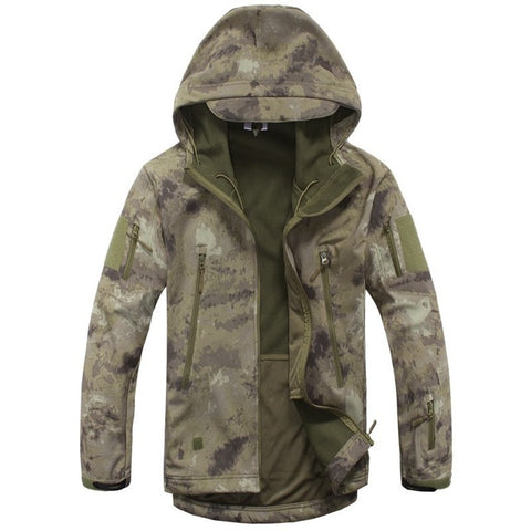 Shark Skin Soft Shell Jacket