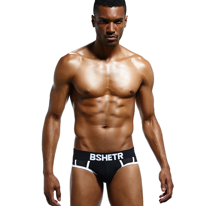 Newest Men Briefs Breathable Underwear