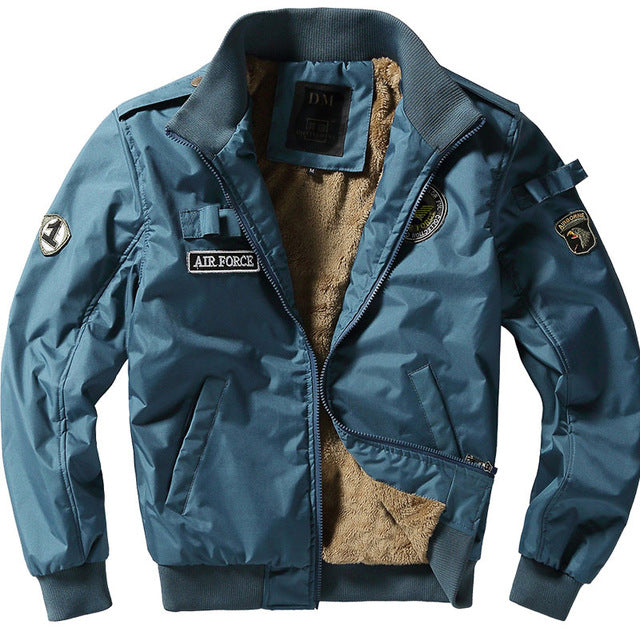 Tactical & Military Pilot Bomber Jacket
