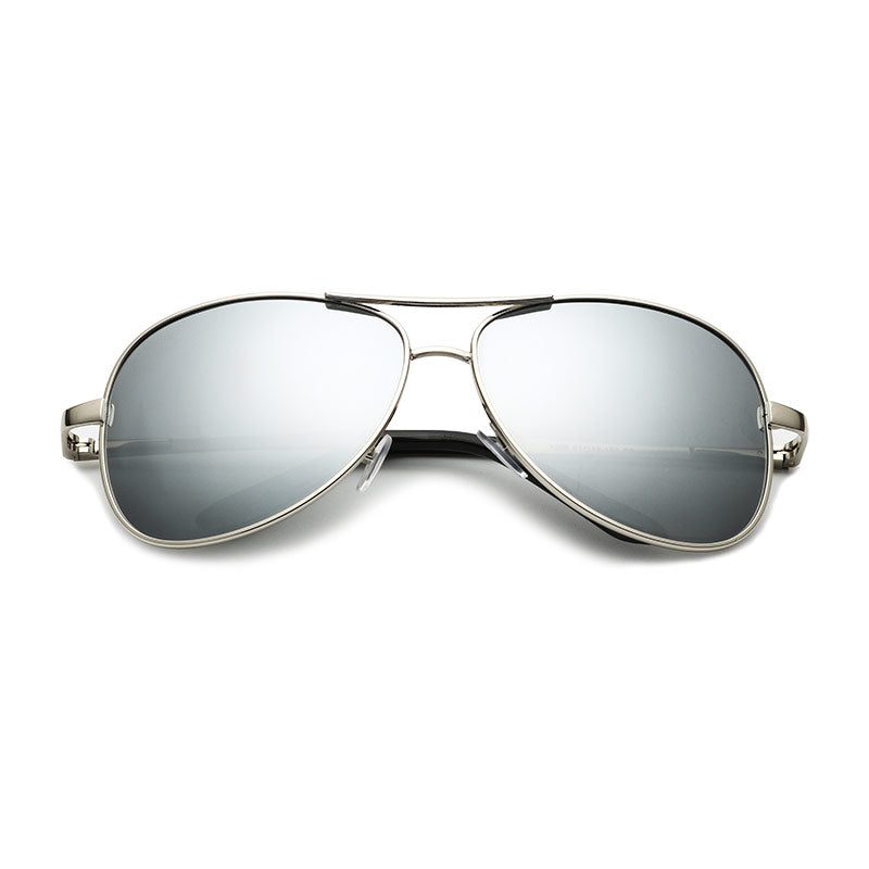 Wrap Aviator Men Sunglasses