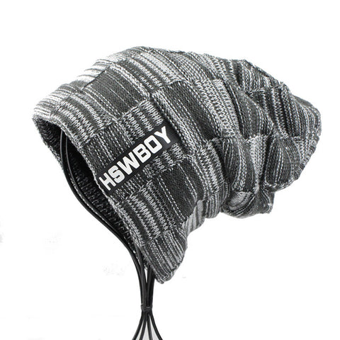 Skullies knitted Wool Hat