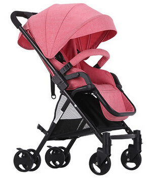 Nexace s6070201 - Still Frame Lightweight Baby Stroller for 0-3 years - 4 Colors