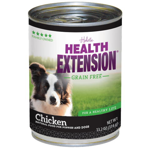 Health Extension Meaty Mix Chicken Canned Dog Food
