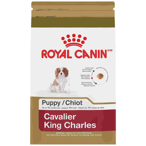 Royal Canin Cavalier King Charles Spaniel Puppy Recipe Dry Dog Food